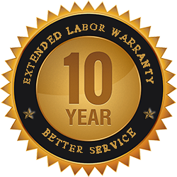 Extended Labor Warranty
